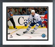 Toronto Maple Leafs Mats Sundin Framed Photo