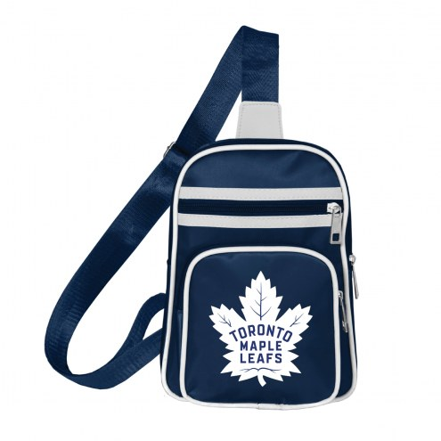 Toronto Maple Leafs Mini Cross Sling Bag