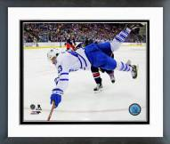 Toronto Maple Leafs Nazem Kadri 2014-15 Action Framed Photo
