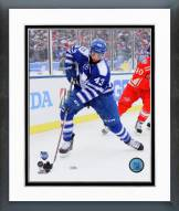 Toronto Maple Leafs Nazem Kadri NHL Winter Classic Framed Photo