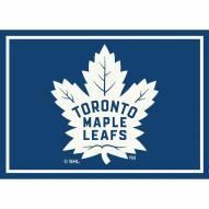 Toronto Maple Leafs NHL Team Spirit Area Rug