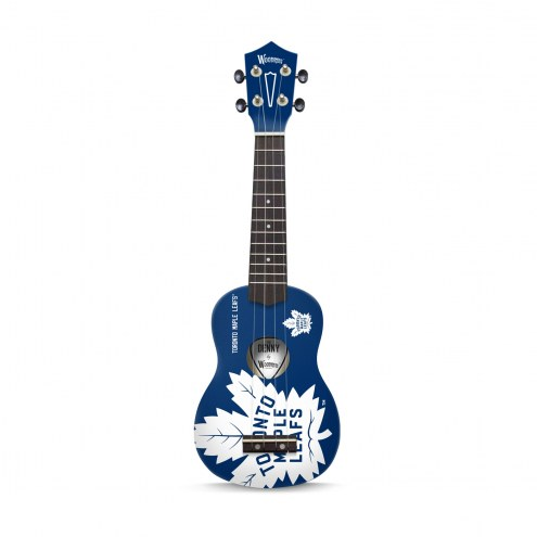 Toronto Maple Leafs NHL Woodrow Denny Ukulele
