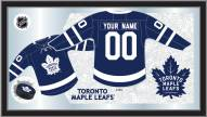 Toronto Maple Leafs Personalized Jersey Mirror