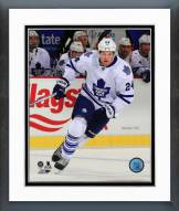 Toronto Maple Leafs Peter Holland Action Framed Photo