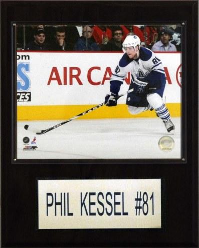 "Toronto Maple Leafs Phil Kessel 12"" x 15"" Player Plaque"