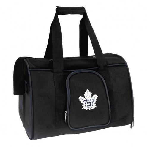 Toronto Maple Leafs Premium Pet Carrier Bag