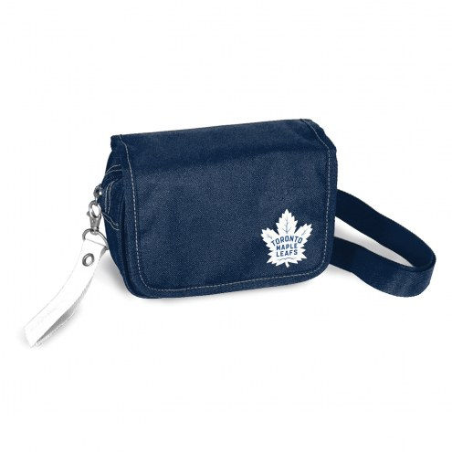 Toronto Maple Leafs Ribbon Waist Pack Purse
