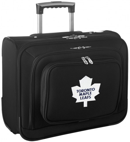 Toronto Maple Leafs Rolling Laptop Overnighter Bag