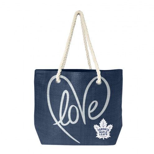 Toronto Maple Leafs Rope Tote