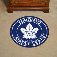 Toronto Maple Leafs Rounded Mat