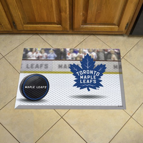Toronto Maple Leafs Scraper Door Mat