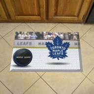 Toronto Maple Leafs Scraper Door Mat