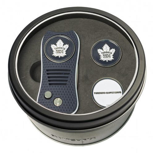 Toronto Maple Leafs Switchfix Golf Divot Tool & Ball Markers