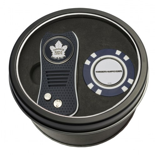 Toronto Maple Leafs Switchfix Golf Divot Tool & Chip