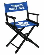 Toronto Maple Leafs Table Height Director's Chair