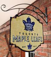 Toronto Maple Leafs Tavern Sign