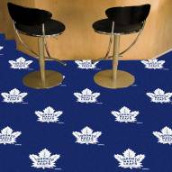 Toronto Maple Leafs Team Carpet Tiles