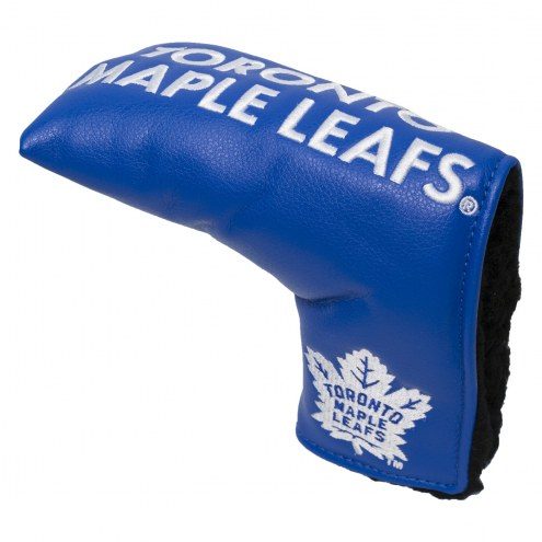 Toronto Maple Leafs Vintage Golf Blade Putter Cover