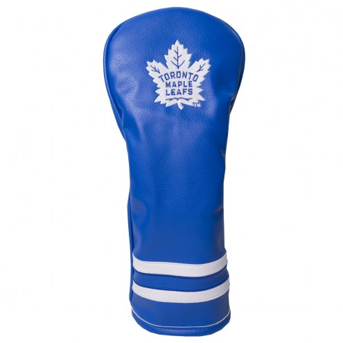 Toronto Maple Leafs Vintage Golf Fairway Headcover