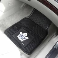 Toronto Maple Leafs Vinyl 2-Piece Car Floor Mats