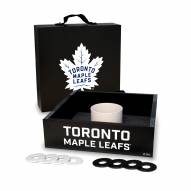 Toronto Maple Leafs Washer Toss Game Set