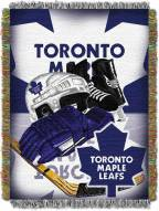 Toronto Maple Leafs Woven Tapestry Throw Blanket