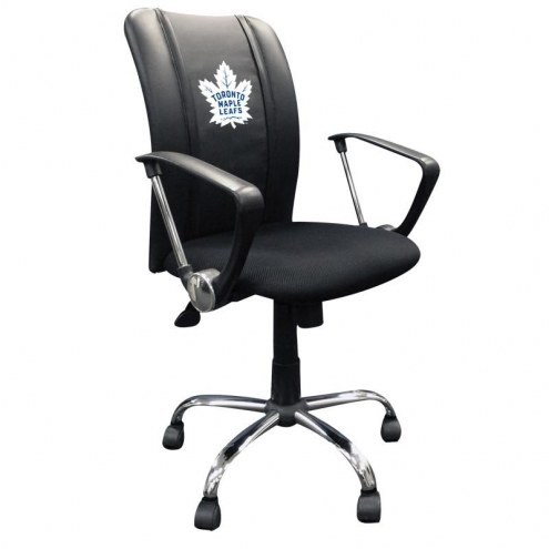 Toronto Maple Leafs XZipit Curve Desk Chair