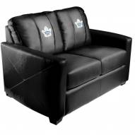 Toronto Maple Leafs XZipit Silver Loveseat