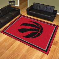 Toronto Raptors 8' x 10' Area Rug