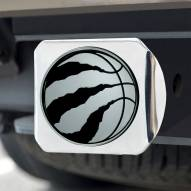 Toronto Raptors Chrome Metal Hitch Cover