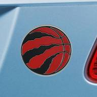 Toronto Raptors Color Car Emblem