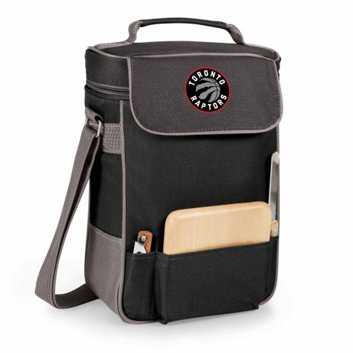 Toronto Raptors Duet Insulated Wine Bag