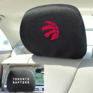 Toronto Raptors Headrest Covers