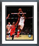 Toronto Raptors Kyle Lowry 2014-15 Action Framed Photo