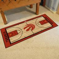 Toronto Raptors NBA Court Runner Rug