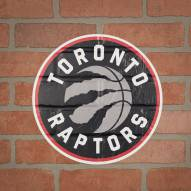 Toronto Raptors Outdoor Logo Graphic