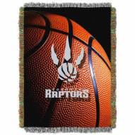 Toronto Raptors Photo Real Throw Blanket