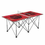 Toronto Raptors Pop Up 6' Ping Pong Table