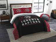 Toronto Raptors Reverse Slam Full/Queen Comforter Set