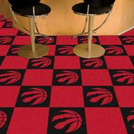 Toronto Raptors Team Carpet Tiles