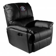 Toronto Raptors XZipit Rocker Recliner with Secondary Logo