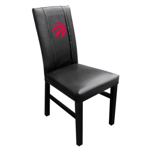 Toronto Raptors XZipit Side Chair 2000 with Red Logo