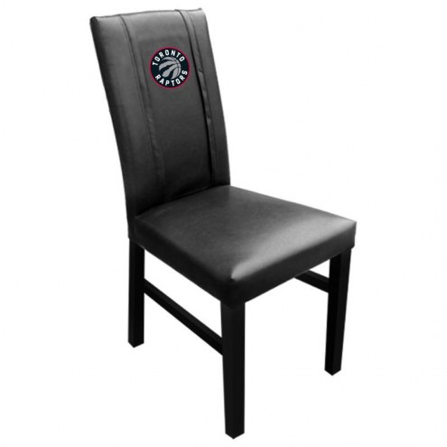 Toronto Raptors XZipit Side Chair 2000 with Secondary Logo
