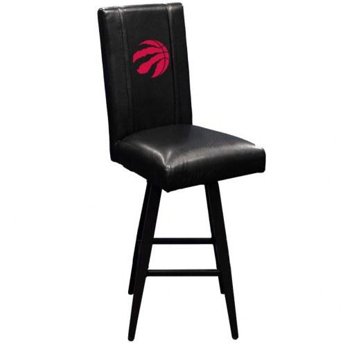 Toronto Raptors XZipit Swivel Bar Stool 2000 with Red Logo