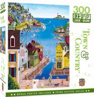 Town & Country A Walk on the Pier 300 Piece EZ Grip Puzzle