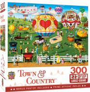 Town & Country Flights of Fancy 300 Piece EZ Grip Puzzle