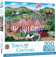 Town & Country Jolly Time Circus 300 Piece EZ Grip Puzzle