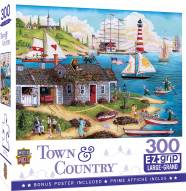 Town & Country Painter's Point 300 Piece EZ Grip Puzzle