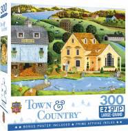 Town & Country White Duck Inn 300 Piece EZ Grip Puzzle