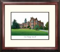 Towson Tigers Alumnus Framed Lithograph